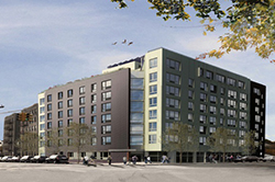 Doe Supportive Housing Project