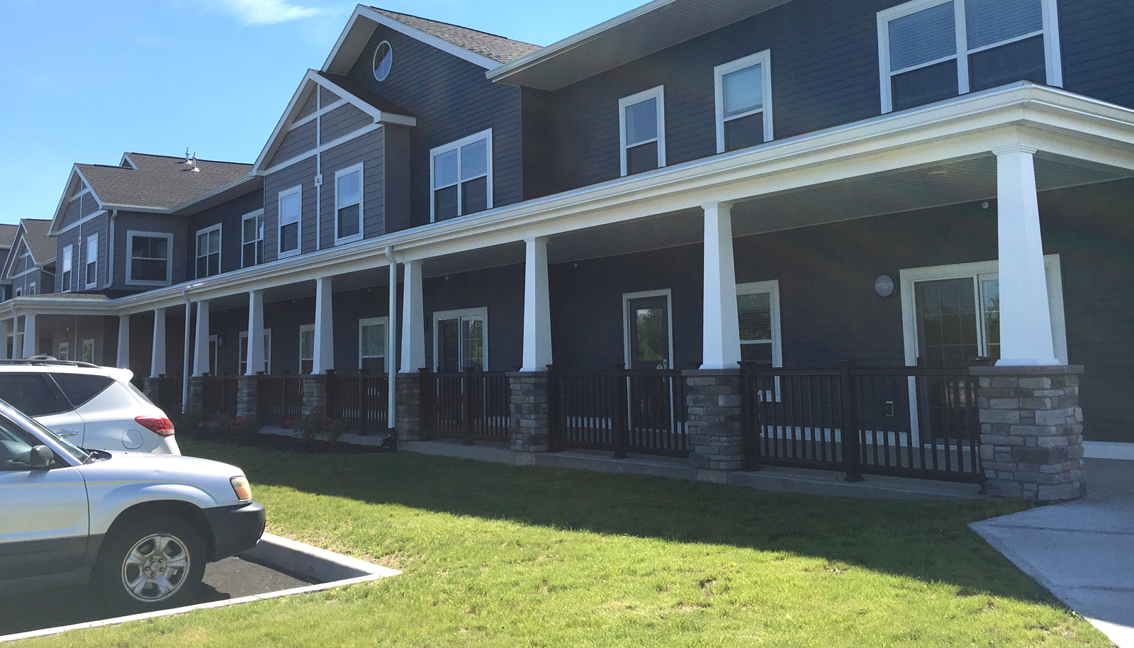 State Announces Completion of $19 Million Mixed Affordable ...